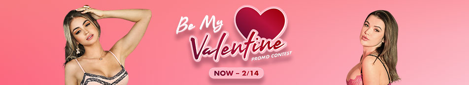 Be My Valentine Promo Contest (Day 6)